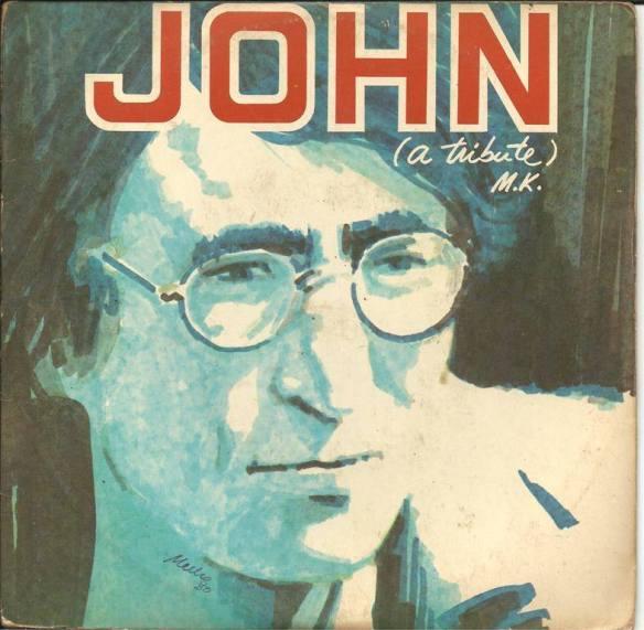 John Lennon a tribute M.K.