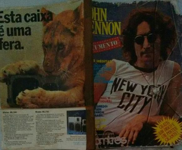 John Lennon - Revista do Wiliams
