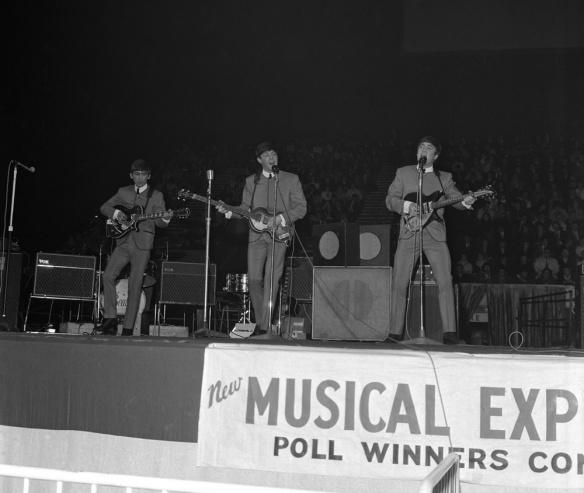 Beatles NME 1