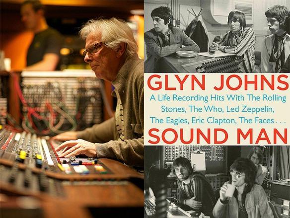 Glyn Johns fotografado por Julia Wick