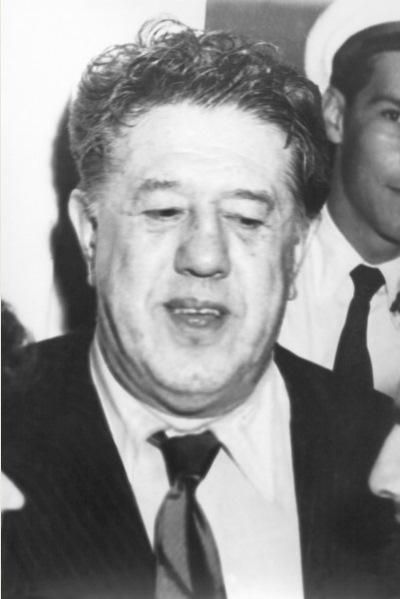 Michel Simon, famoso ator francês