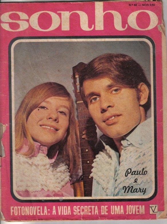 Paulo e Mary
