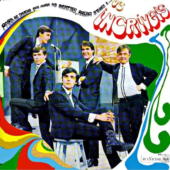 Álbum 18 Incríveis 1