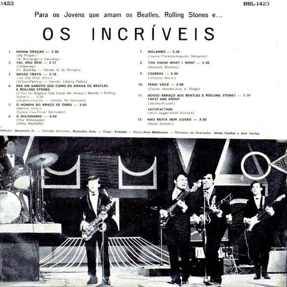 Álbum 18 Incríveis 2