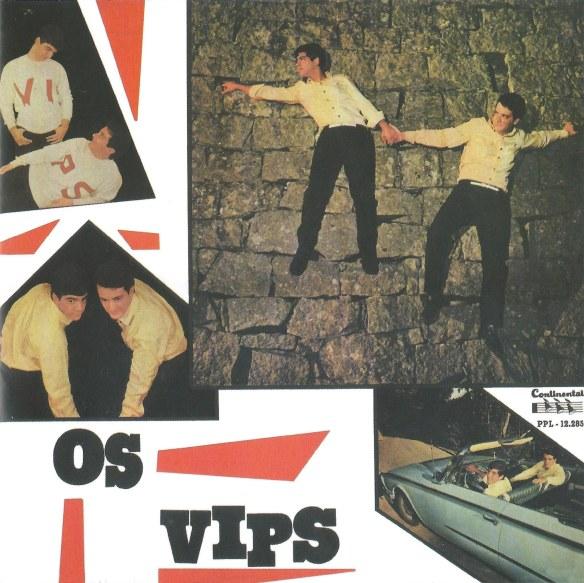 Álbum 21 - Os Vips 1