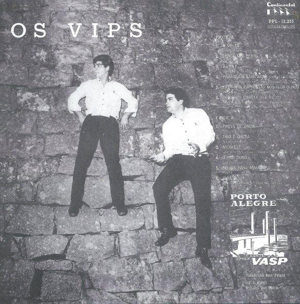Álbum 21 - Os Vips 2