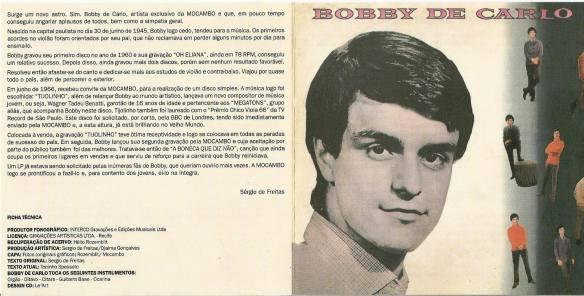 Álbum 27 Bobby de Carlo