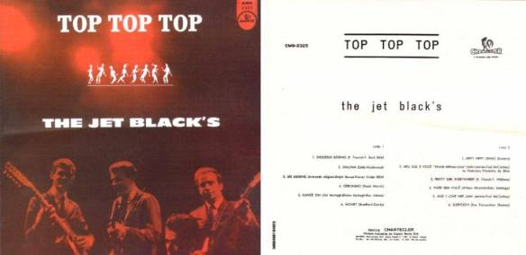 Álbum 28 - Top top Jet Blacks