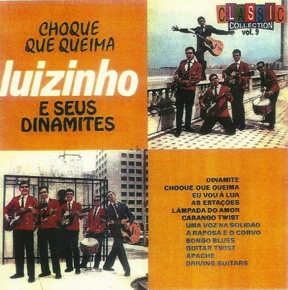Álbum 30 - Luizinho e seu cj