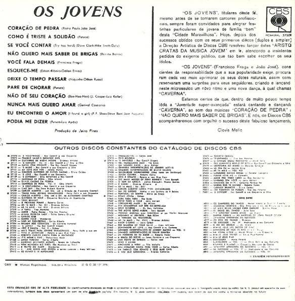 Álbum 32 2 - Os Jovens