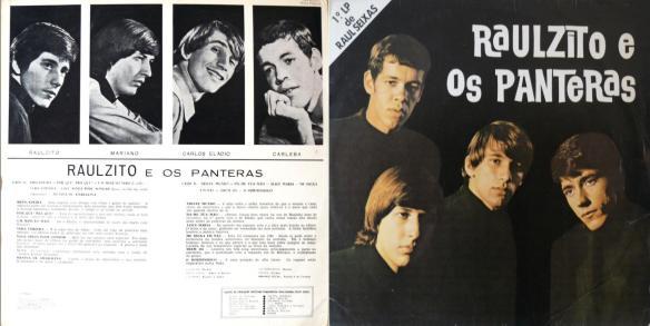 Álbum 39 Raulzito e os Panteras