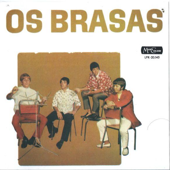 Álbum 40 Os Brasas 1