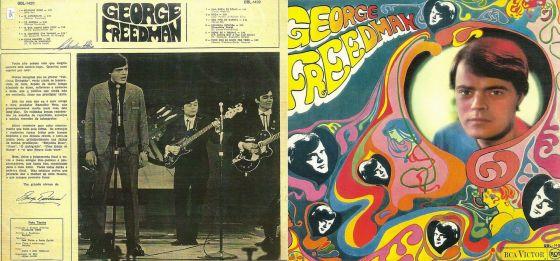 Álbum 45 George Freedman