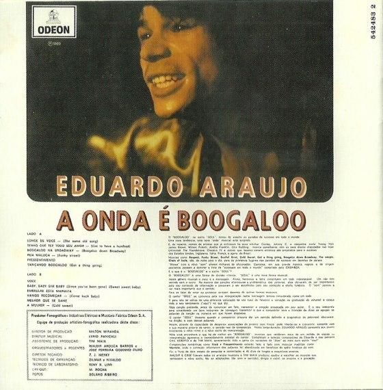 Álbum 47 Eduardo Araujo 2