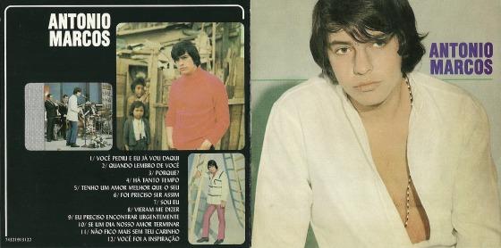 Álbum 48 Antonio Marcos
