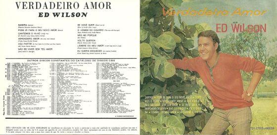 Álbum 50 Ed Wilson