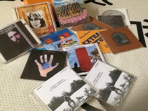 Discografia de George Harrison