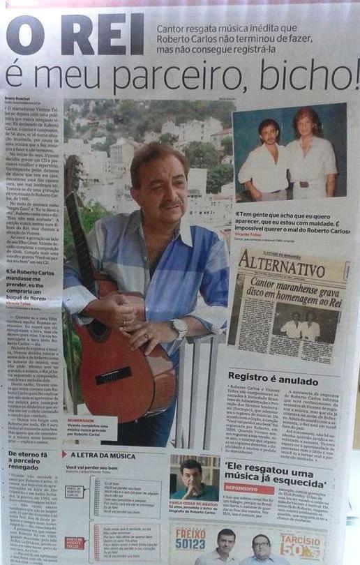 Vicente Telles e RC 3