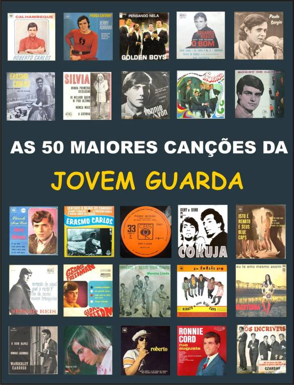As 50 maiores canções da JG