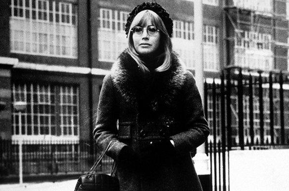 Cynthia em 1968