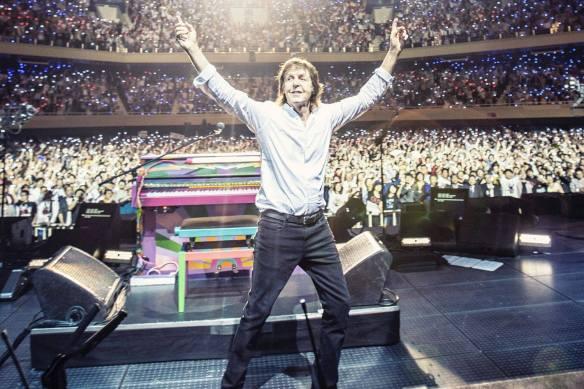 Paul em Tokyo - Budokan -  28 de abril de 2015