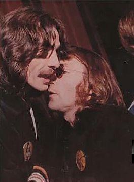 George e John