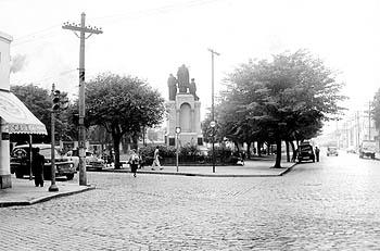 Praça Padre Bento - Pari 1957