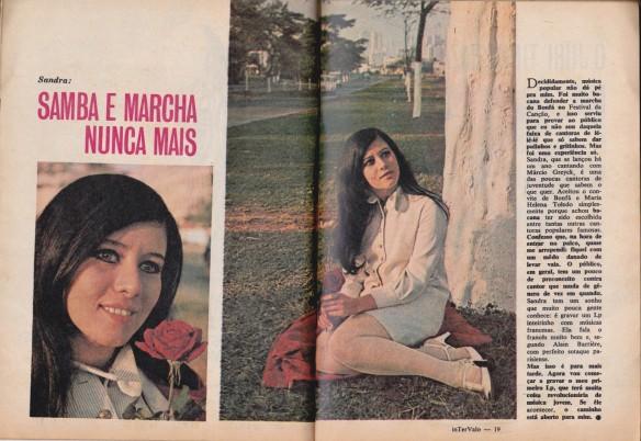 09 - Cantora Sandra (da dupla com Márcio Greyck)
