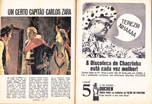 20 - Carlos Zara - A Discoteca do Chacrinha