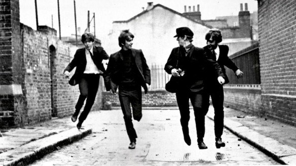 Beatles - cena A Hard Day's Night