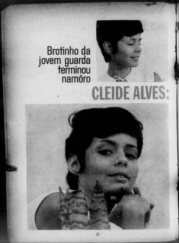 Cleide Alves - Brotinho da JG