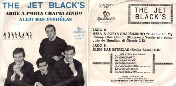 Compacto The Jet Blacks com Emilio Russo