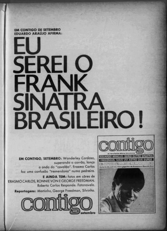 Eduardo Araújo - Sinatra brasileiro