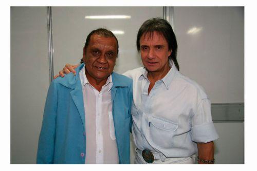 Geraldo Alves e Roberto Carlos