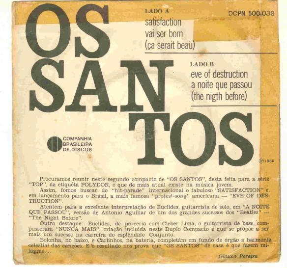 Os Santos 3