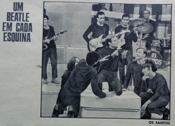 Os Santos - 1965