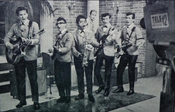 The Jordans era a banda mais antiga. Eles começaram em 1956 e gravaram por volta de 1962.