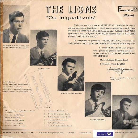 The Lions 1
