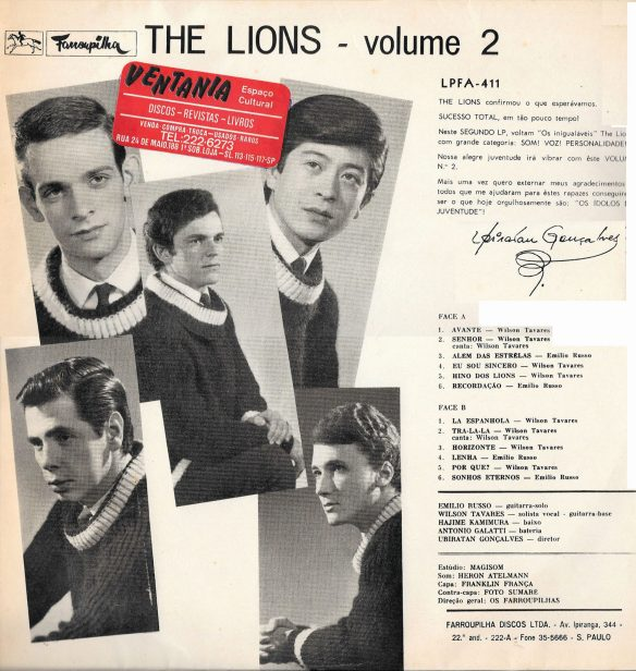 The Lions 2