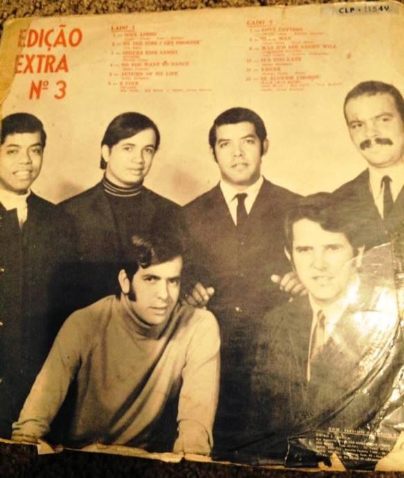 Irupê, Marquinho, Neno, Foguinho, Toni e Sinval