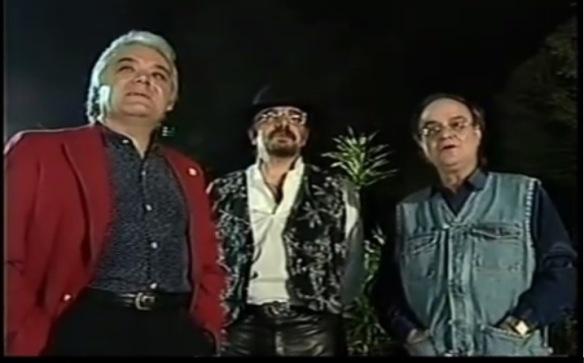 Ary Sanches, Deny e Bobby de Carlo