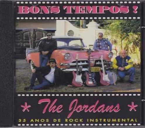 CD dos Jordans