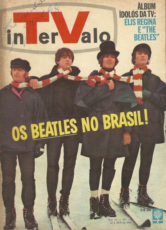 Revista Intervalo - Setembro de 1965