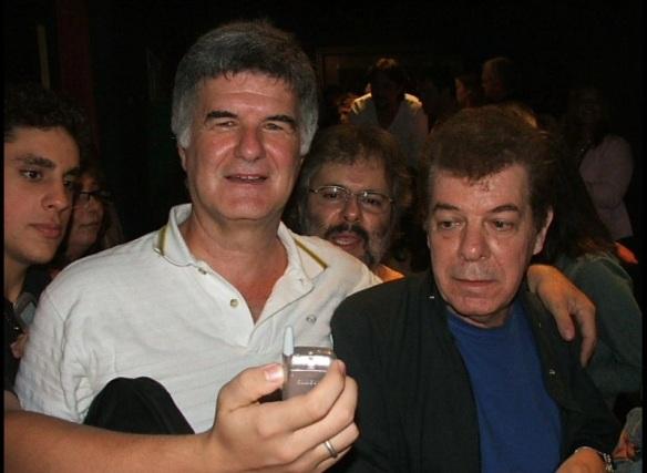 Edison Della Monica e Toni Campelo