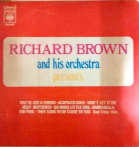 Richard Brown LP 1