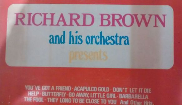 Richard Brown LP 2