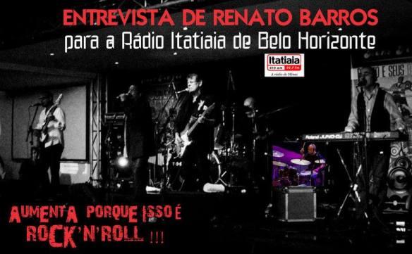 Entrevista de Renato Rádio Itatiaia