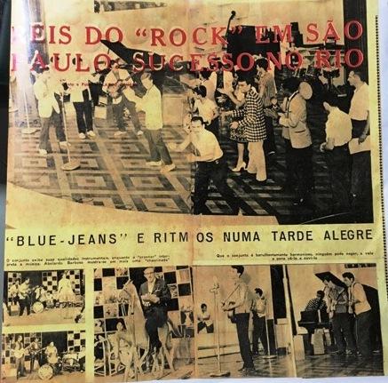 Programa do Chacrinha no Rio de Janeiro