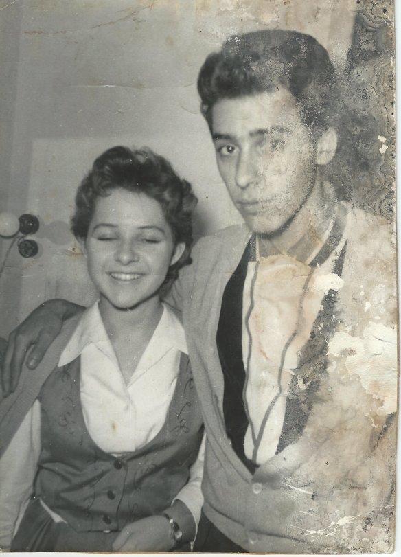 Alfie Soares e Brenda Lee