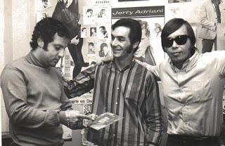 Dori Edson, Carlos Bandeira e Marcos Roberto